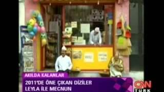 Akılda Kalanlar (Diziler) CNN TÜRK - 01.01.2012