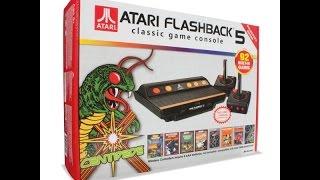 Atari Flashback 5 Hookup!