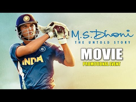 MS DHONI - The Untold Story  Movie 2016 |...
