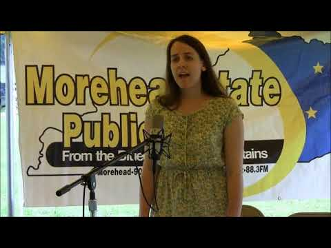 Sarah Wood - Barbara Allen - Morehead Old Time Music Festival 2013