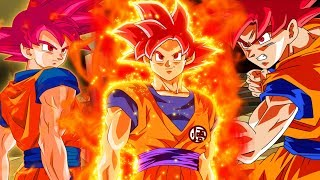 Is Super Saiyan God Needed For The Tournament Of Power?