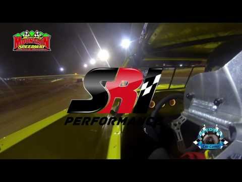 #15 Bryan Cooper - Sportsman - 5-13-17 Smoky Mountain Speedway - In-Car Camera