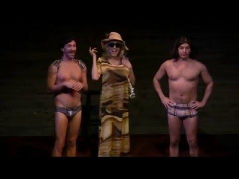 Gay Latinos, Sud Americanos - Unitard Comedy