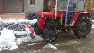 Grtalica za Sneg - IMT 533 - Silbaš - Čišćenje snega thumbnail