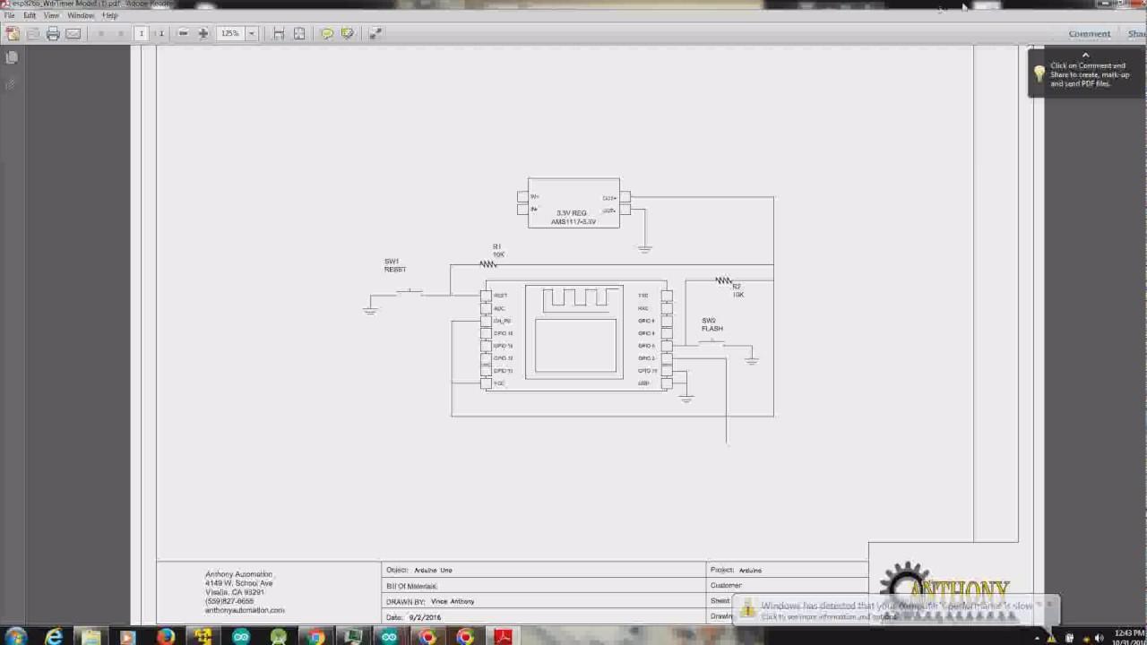 ESP8266 WIFI APPLIANCE TIMER