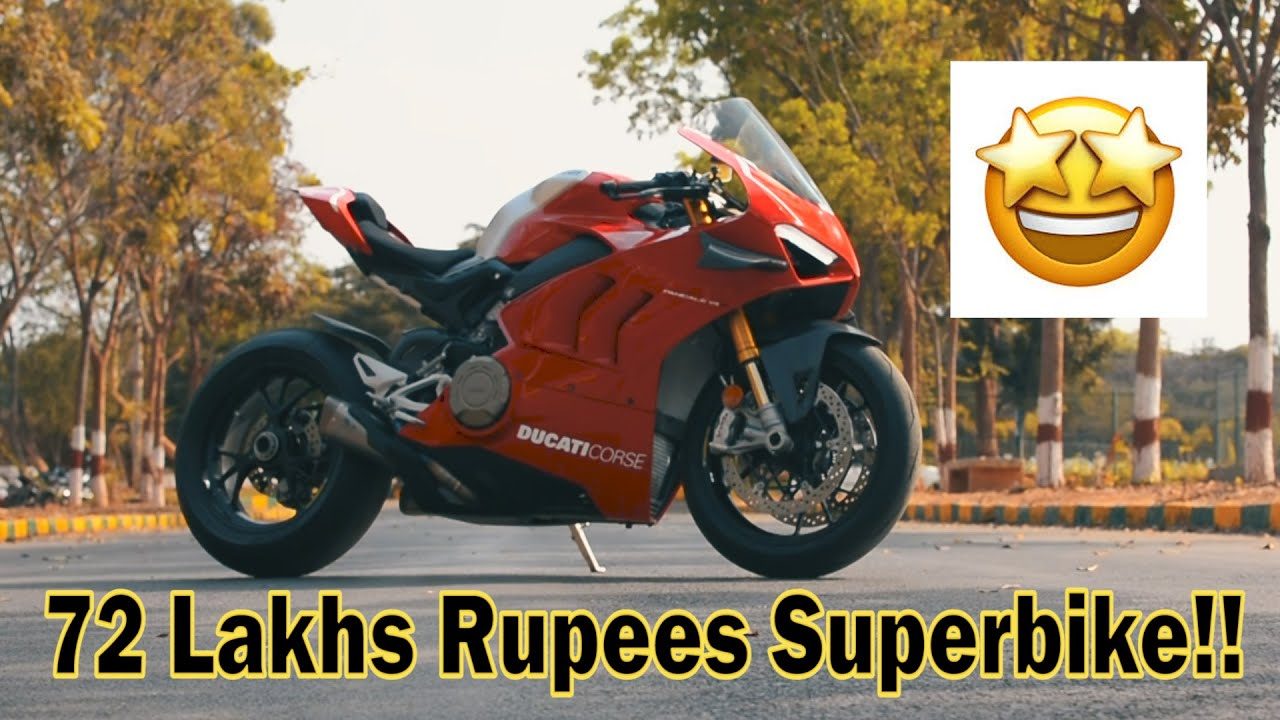 South India's Only Panigale V4 R | BANGALORE | Ducati Corse|