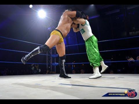 Baadshah Pehalwan Khan vs Tyson Furia Dos Santos [FULL MATCH HD]