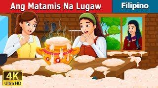 Ang Matamis Na Lugaw | Sweet Porridge Story | Kwentong Pambata | Filipino Fairy Tales