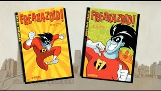 THE PROPHESYOF FREAKAZOID (The Big Picture)