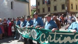 40° Festa de ra Bandes - Cortina 2016