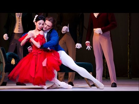 Marguerite and Armand - Pas de deux (Sergei Polunin and Tamara Rojo, The Royal Ballet)