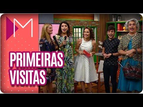 Regiane Tápias, Carol Minhoto e Marisy falam no novo Mulheres (26/02/18)