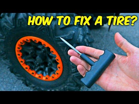 Thumbnail: How to Fix Hole in a Tire EASY?
