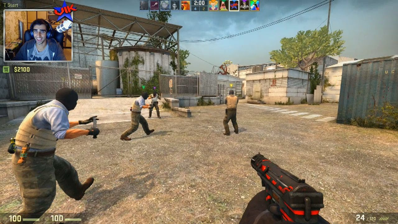 Download Game Counter Strike Go Competitive