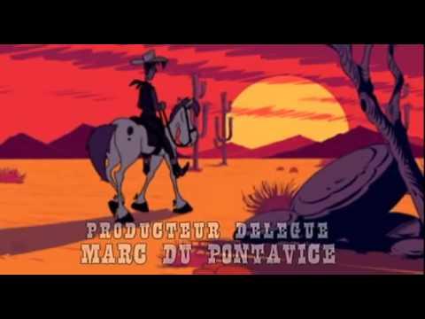 Lucky Luke - Die neuen Abenteuer  Theme Song & Credits Deutsch / German