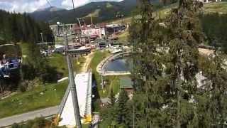 видео Хороший горнолыжный курорт