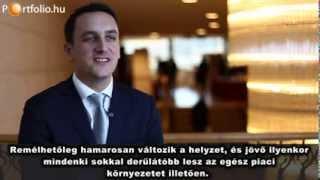 Sínre kerül végre az ingatlanszektor?- Interjú Fréderic Le Fichoux-val (Portfolio.hu)
