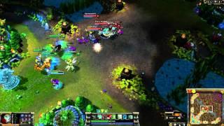 League of Legends - Shaco ARAM PoV (11th Nov 2011)
