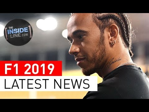 WEEKLY FORMULA 1 NEWS (12 MARCH 2019)