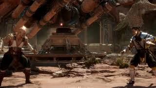 Mortal Kombat 11 - Special Forces Desert Command OST!