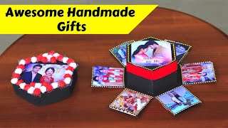 Gifts For Married Couples | Best Handmade Engagement Wedding Anniversary Present Ideas For His & Her
