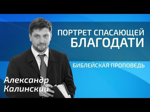 Александр Калинский - Портрет спасающей благодати