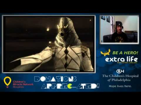 Bayonetta 2: Charity Stream For The Children's Hospital of Philadelphia (Part 1)