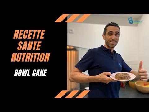 recette-santé-nutrition-:-bowl-cake