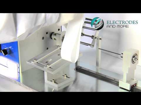 Winding Machine Video Lithium Ion Operational Video