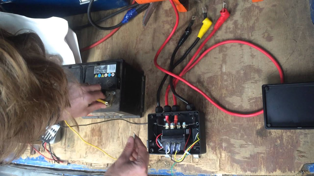 Winchmax Solenoid Test  YouTube