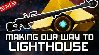 Destiny: TAKING BUXY TO THE LIGHTHOUSE LIVESTREAM!