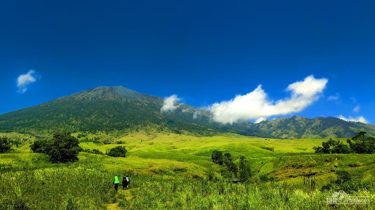 Rinjani Mountain  The Lost Atlantis in Indonesia Pendakian Gunung Rinjani  YouTube