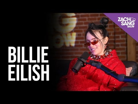 D-Strong - Billie Eilish's Mom Sleeps In A Beanbag During Her Interview!