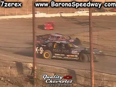 Super Stock Heat 1 Barona Speedway 8-26-2017