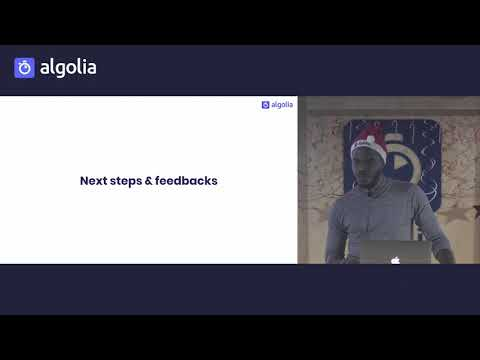 Hacking image search with Algolia - Maël Galite, Algolia