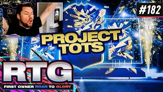 PROJECT TOTS BEGINS!! - First Owner Road To Glory! #182