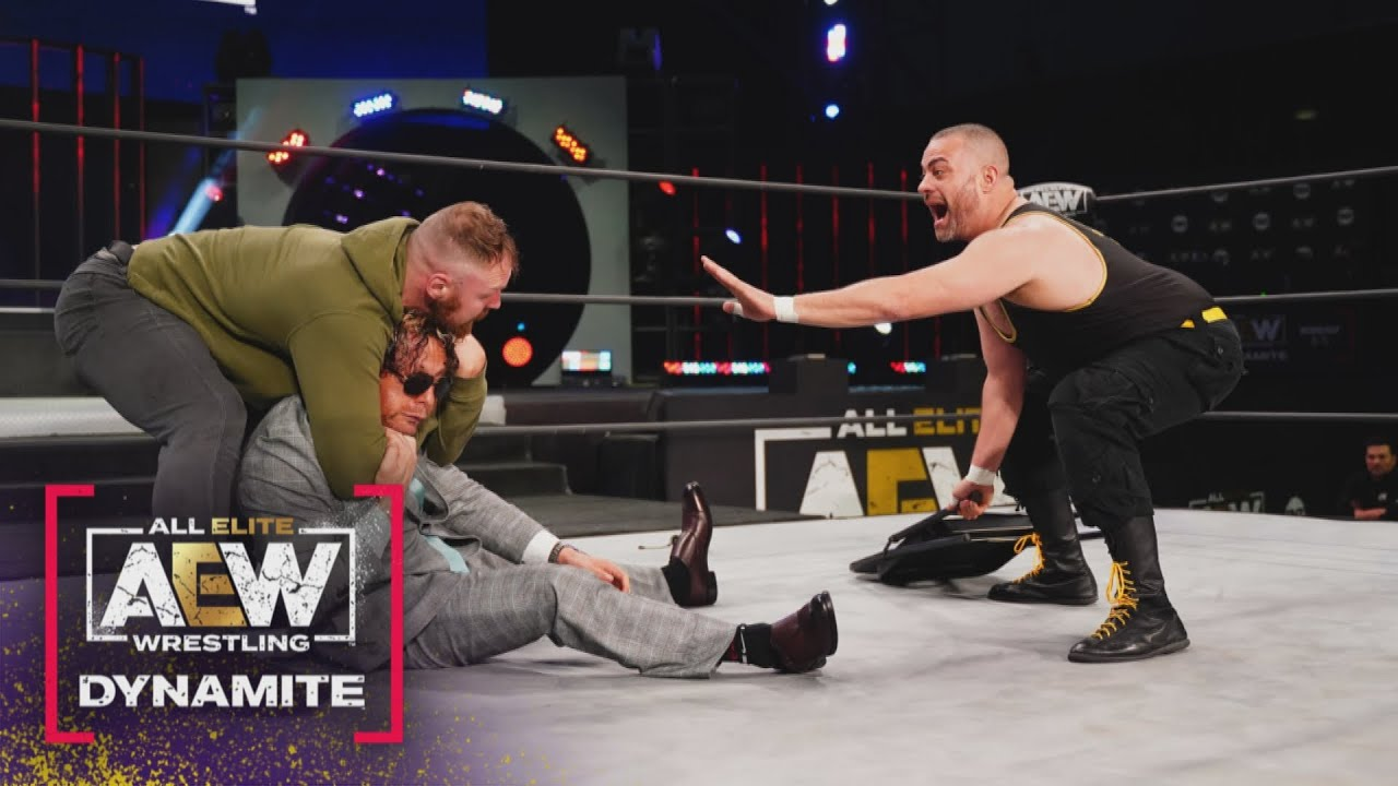 What Did Eddie Kingston Have to Say to the AEW World Champion Kenny Omega | AEW Dynamite, 4/28/21