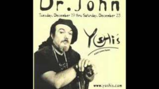 Watch Dr John How Come My Dog Dont Bark When You Come Around video