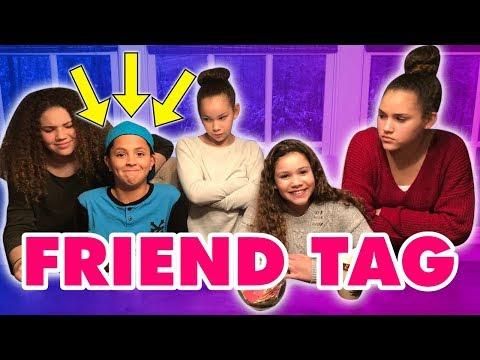 The Friend Tag - Sierra & Naceur