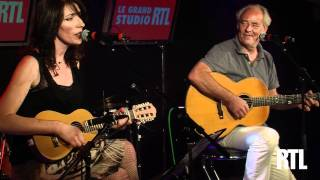 La Grande Sophie & Maxime Le Forestier - Comme un arbre en live sur RTL et en hd