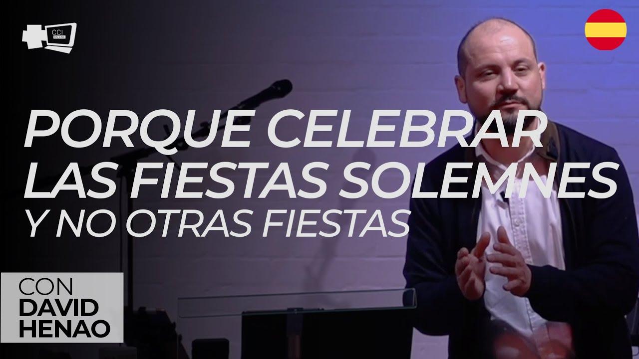 Las 7 Fiestas Solemnes.