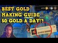 GOLD MAKING BEST GUIDE - World of Kings