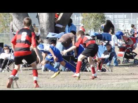 Delon Sports Video Production: Soccer  FSC SPIRIT vs. Kendall Soccer Coalition 97_98 White