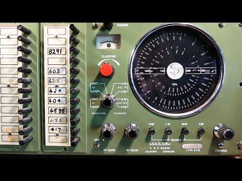 Sailor Marine Radio Telephone