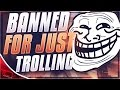 PERMA BANNED FOR TROLLING - New CS:GO Update 10-25-16