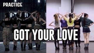 Dirtyphonics x RIOT - Got Your Love | Euanflow Choreography | Practice | Mirrored Version(거울 모드)