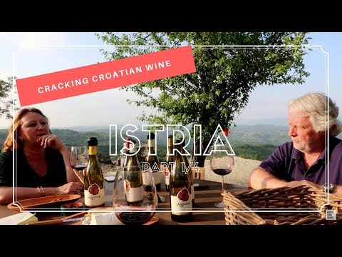 Cracking Croatian Wine in Istria (Part 1/4)