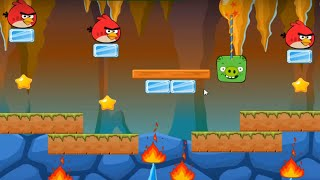 Angry Birds Vs Bad Pig - Red Bird Vs Bad Piggies Game