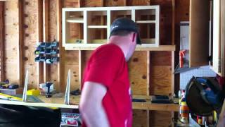 Bmt Woodworking - Garage Cabinets