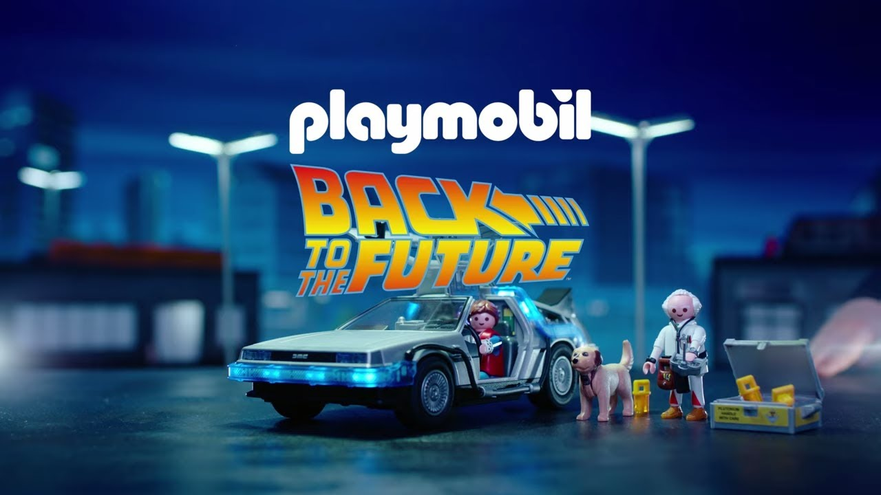 Back To The Future | TV Spot | PLAYMOBIL